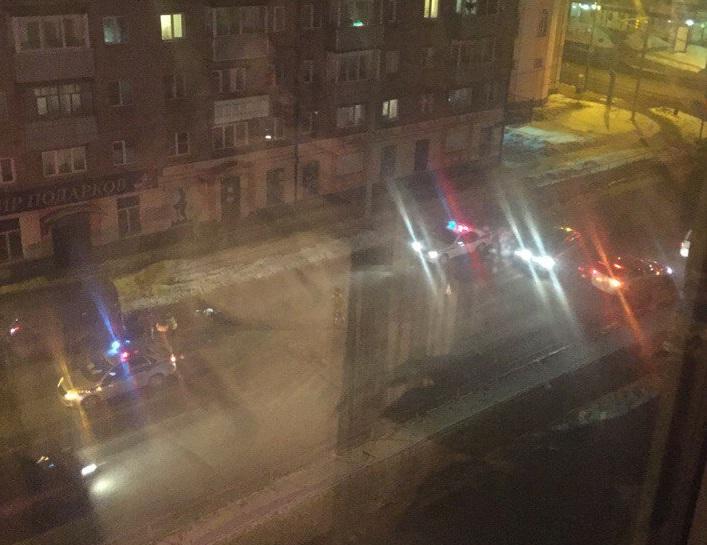 ВРыбинске шофёр наполной скорости насмерть сбил школьника