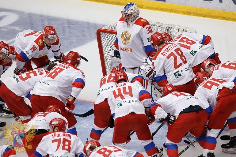 Трое игроков «Авангарда» сыграют засборную РФ  наэтапе Евротура