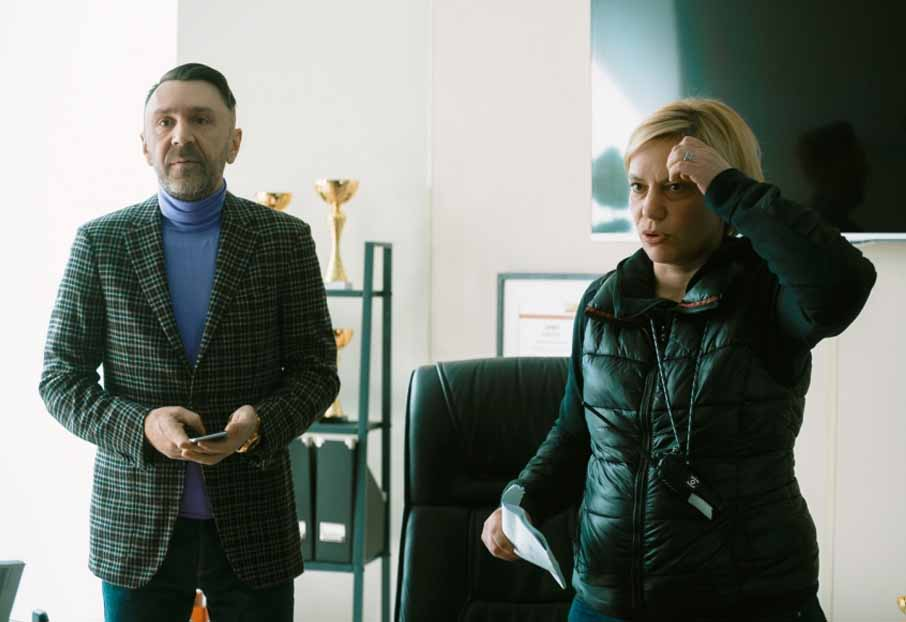 Режиссер клипов «Ленинграда» снимает комедию о разводе