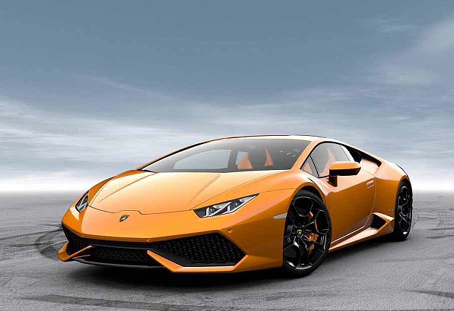 Пенза в два раза опередила Саратов по числу новых Lamborghini